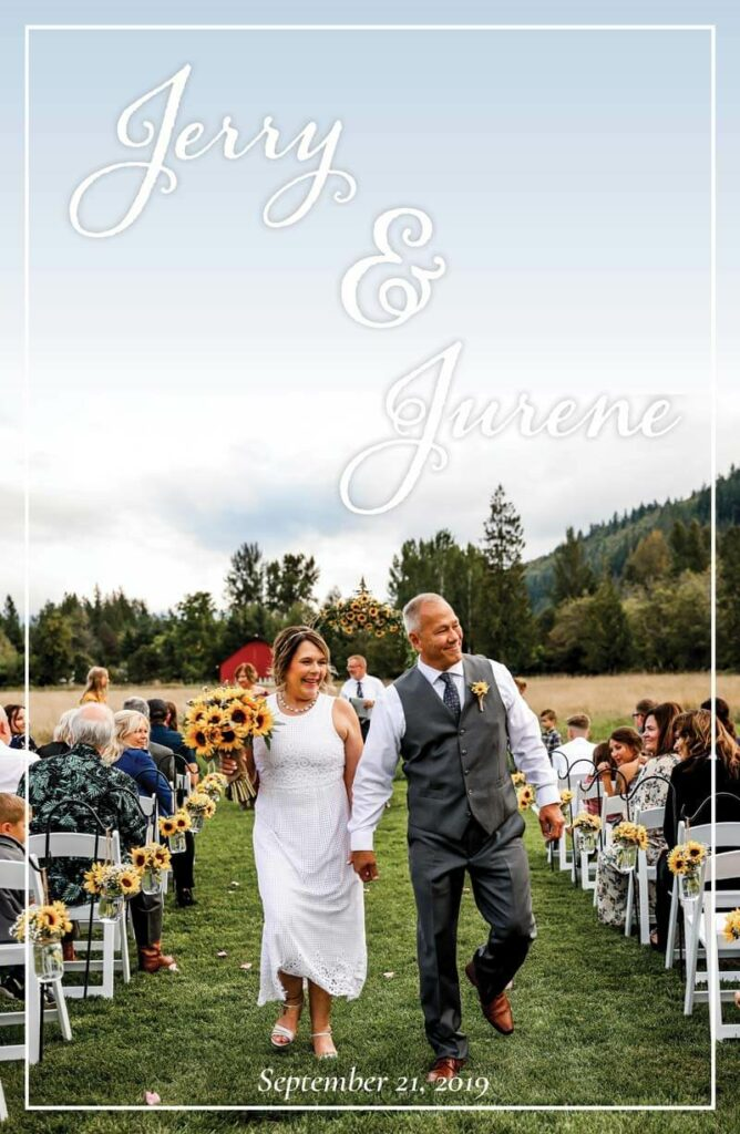 Jerry and Jurene Wedding Gallery