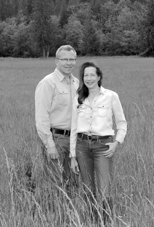 Owners of Mount Peak Farm,