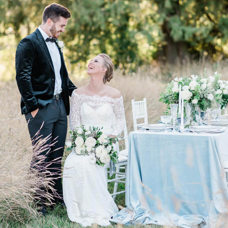 Gallery for French Countryside Wedding Inspiration