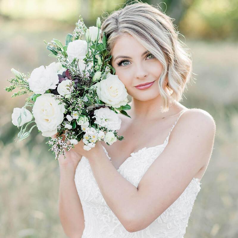 Gallery for Romantic Blush Wedding Inspiration